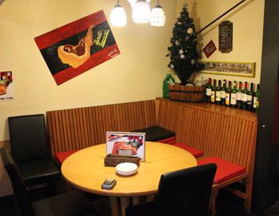 クリスマスディナーが楽しめる大衆酒場「魚菜KanPana」_d0250986_15411598.jpg