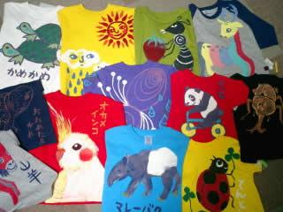 chobico Tシャツ展がやってきた!_d0154687_17171272.jpg