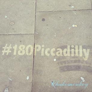 180 PiccadillyのCath Kidston_f0238789_7464980.jpg