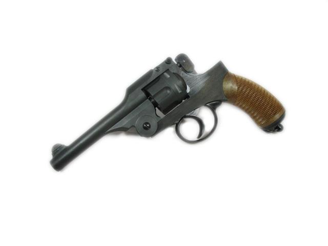 HWS 二十六年式拳銃 モデルガン_f0131995_13382448.jpg