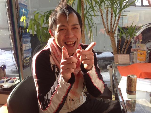 STVラジオ、ランラン号中継!庄内沙季ちゃん_b0127002_1345967.jpg
