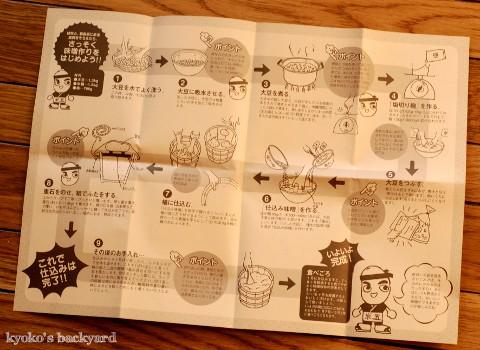 日本からお取り寄せした、米麹 (と、猫の反応)_b0253205_211061.jpg