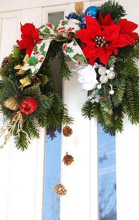 クリスマスリース?_e0071324_8255337.jpg