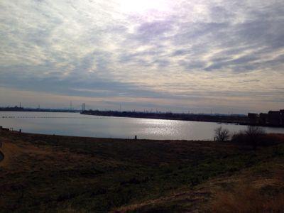 彩湖でランニング2013年27_b0203925_20194038.jpg