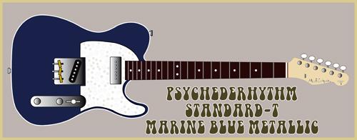 来月上旬に「Marine Blue MetallicのStandard-T」を発売!_e0053731_1905982.jpg