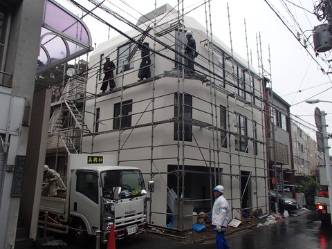 外壁工事完了!_a0288339_17335466.jpg