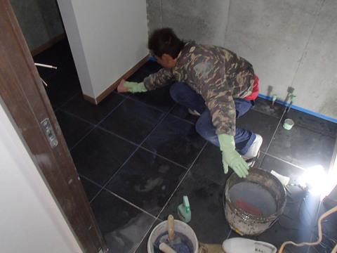 外壁工事完了!_a0288339_1735425.jpg