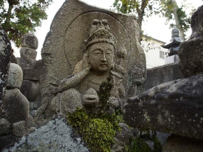 円福寺の石仏 - Ⅲ                 新潟県・長岡市_d0149245_2138233.jpg