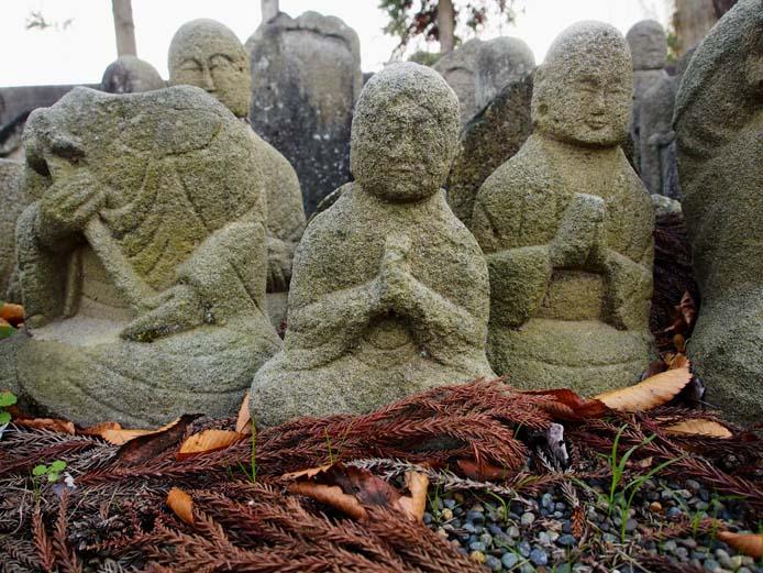円福寺の石仏 - Ⅲ                 新潟県・長岡市_d0149245_21383453.jpg