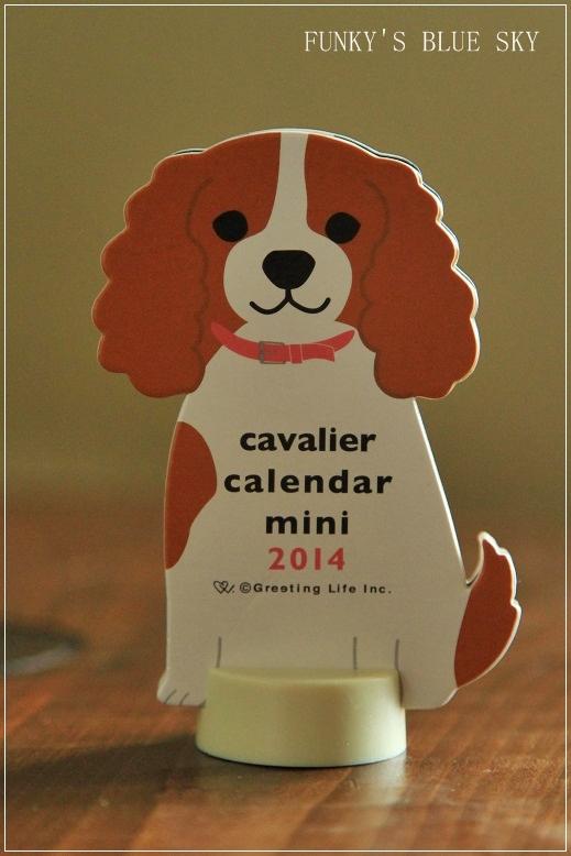 かわいいカレンダーと・・_c0145250_1151891.jpg