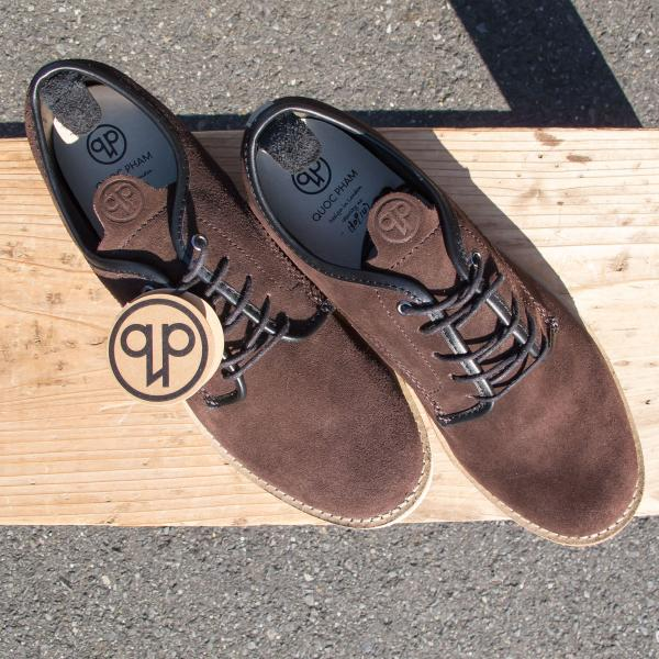 QUOC PHAM CYCLING SHOES DERBY 入荷!_d0180357_18234874.jpg