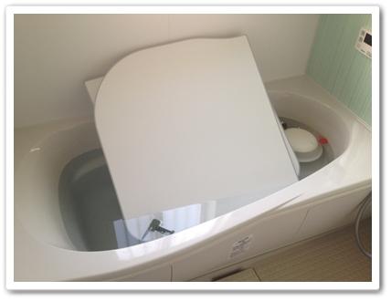 酸素系漂白剤でお風呂上りのお湯にそのままお風呂全部浸けるだけ!