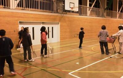 小学生テニス教室_c0108174_22285671.jpg