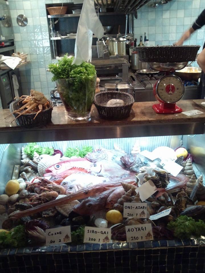 @Bogamari Cucina Marinara- trattoria di pesce_b0195783_09401549.jpg