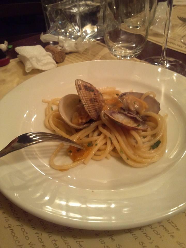 @Bogamari Cucina Marinara- trattoria di pesce_b0195783_09401698.jpg