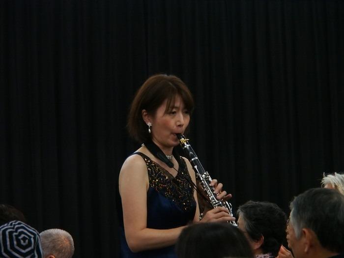 2013.12.17 ハッピーメリークリスマスコンサート(JA久留米)_a0149488_21402554.jpg