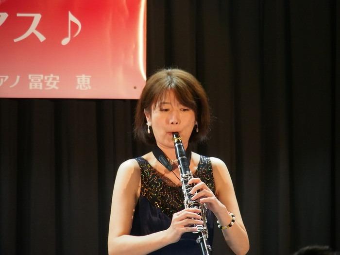 2013.12.17 ハッピーメリークリスマスコンサート(JA久留米)_a0149488_2140461.jpg