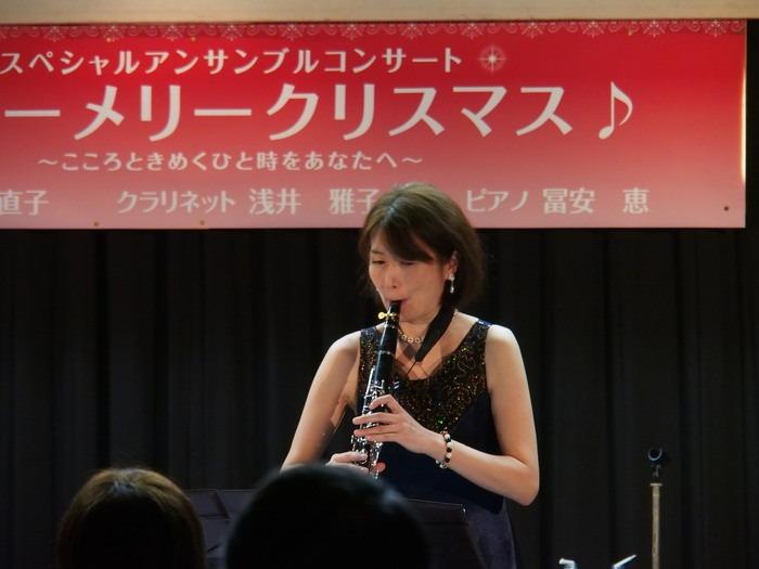 2013.12.17 ハッピーメリークリスマスコンサート(JA久留米)_a0149488_21404960.jpg