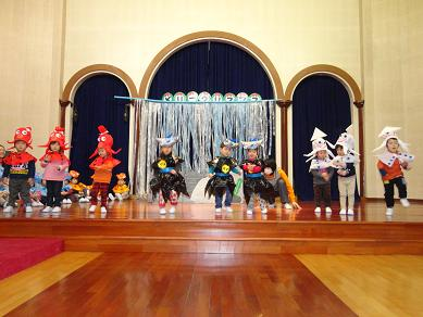 クリスマス会が終りました_c0212598_9301487.jpg