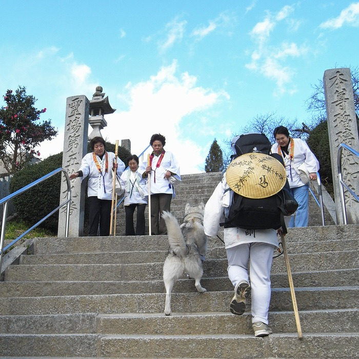 Memory of the second pilgrimage with husky HANA II_c0049299_19283624.jpg
