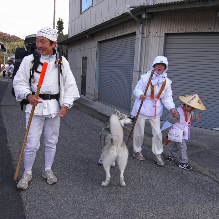 Memory of the second pilgrimage with husky HANA II_c0049299_1930168.jpg