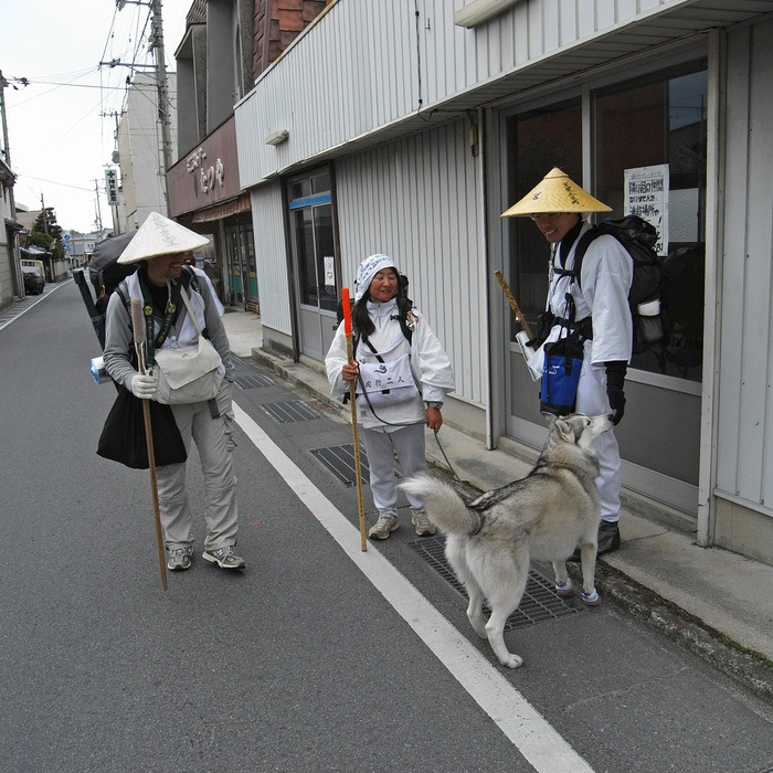 Memory of the second pilgrimage with husky HANA II_c0049299_1935883.jpg