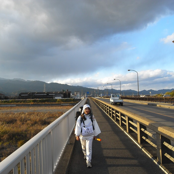 Memory of the second pilgrimage with husky HANA II_c0049299_19414798.jpg