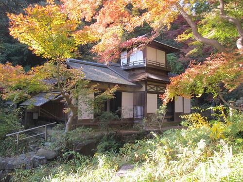 三渓園 〜聴秋閣〜_a0131025_1635079.jpg