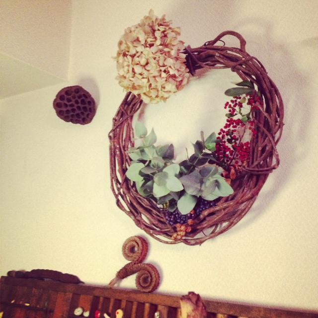 個展無事終了&シブヤの森のクリスマス展 _a0137727_0535414.jpg