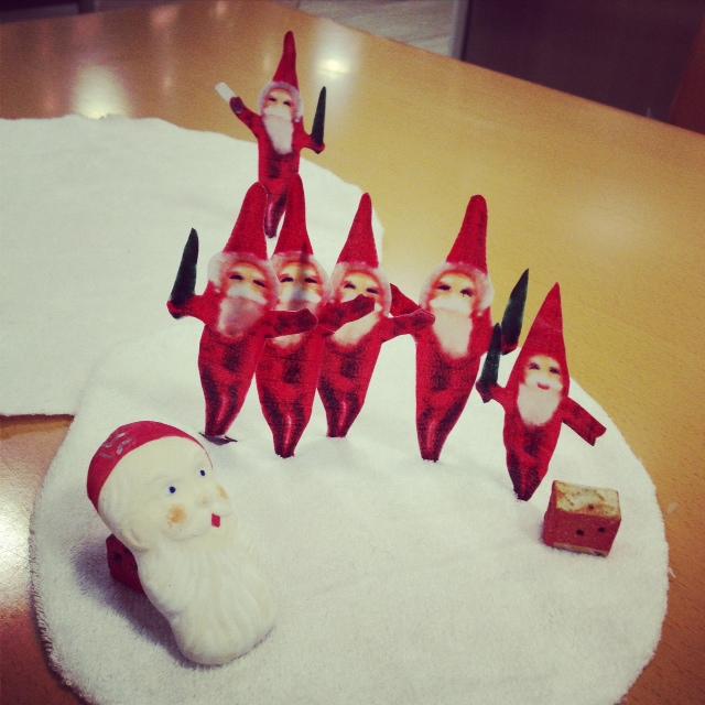 個展無事終了&シブヤの森のクリスマス展 _a0137727_13368.jpg