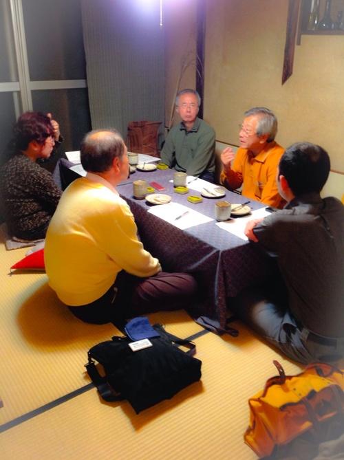 今年最後の『町家で英会話cafe 33』お知らせ_b0153663_17571345.jpg