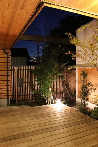荏田町の家の紹介(4)-夜景_c0310571_17012737.jpg