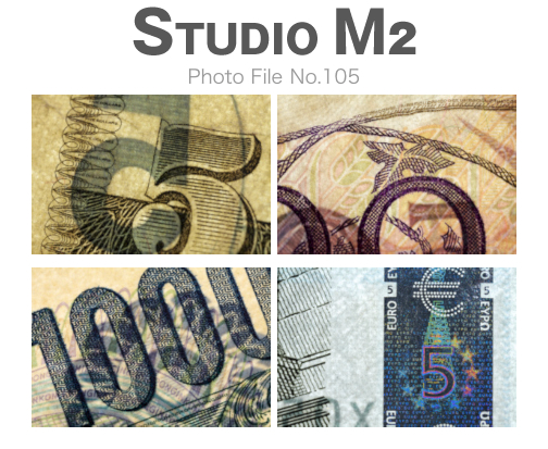 STUDIO M2 Photo File No.105「紙幣」_a0002672_17135282.jpg