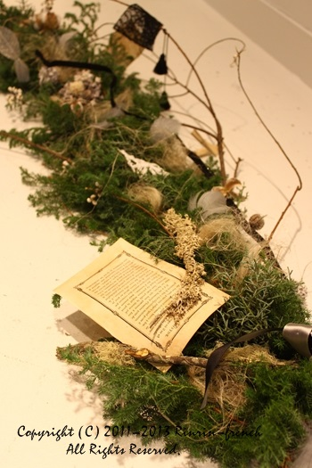 クリスマスガーランド&リース 2013_e0237680_100619.jpg