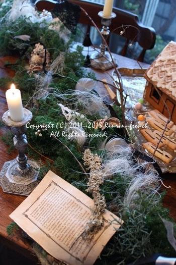 クリスマスガーランド&リース 2013_e0237680_10112795.jpg