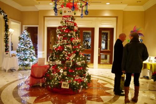 2晩続けて日系のクリスマスパーティーへ行きました。_d0129786_15174857.jpg