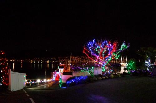 2晩続けて日系のクリスマスパーティーへ行きました。_d0129786_16163533.jpg