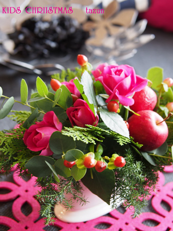 クリスマスレッスン続きます_d0144095_23513828.jpg