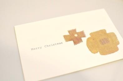 クリスマス ブローチ 冬の装い _d0263815_17585191.jpg