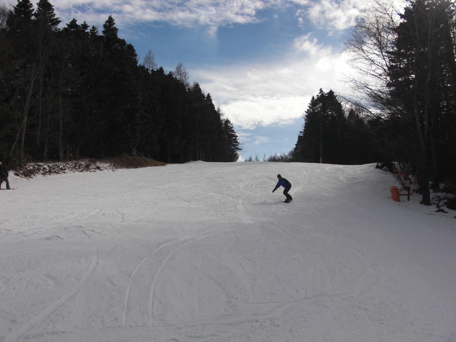 初スキー_f0079218_10135366.jpg
