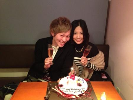 ☆Happy birthday_c0220838_2246434.jpg