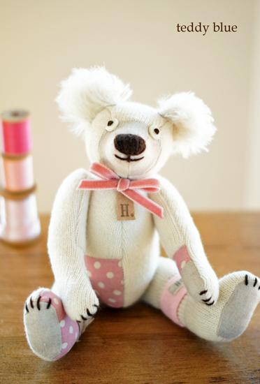 teddy milky honey  テディ ミルキーハニー_e0253364_19152855.jpg