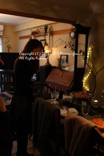 フレンチアンティーク仲間との素晴らしすぎるクリスマス会2013_e0237680_17252939.jpg