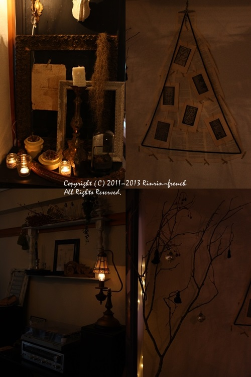 フレンチアンティーク仲間との素晴らしすぎるクリスマス会2013_e0237680_17295796.jpg