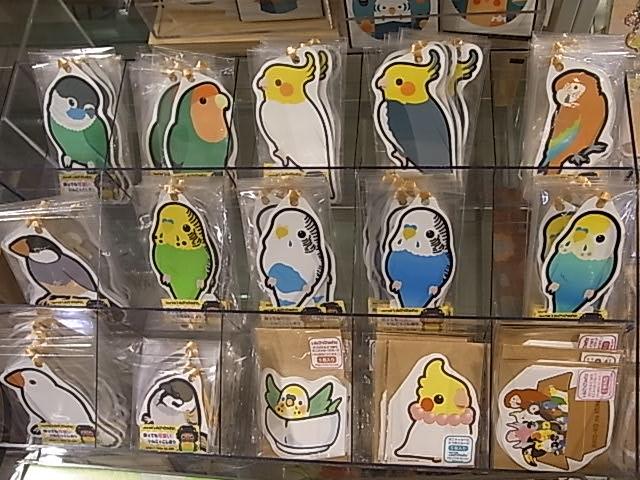 インコと鳥の雑貨展追加!こんなにたっぷりは後7日間です_d0322493_0202138.jpg