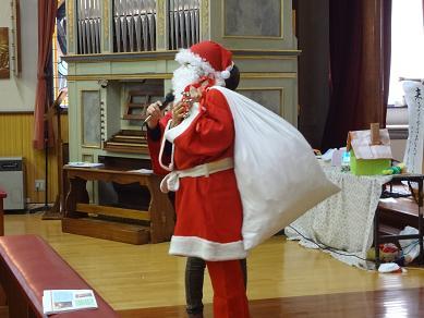 バンビーノクリスマス会_c0212598_17385088.jpg