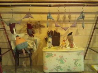cikolata へんてこな人形たちのクリスマス_e0268298_18504945.jpg