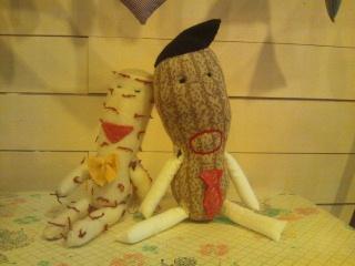 cikolata へんてこな人形たちのクリスマス_e0268298_19135373.jpg