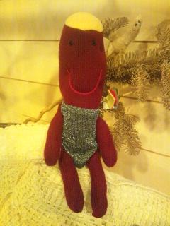 cikolata へんてこな人形たちのクリスマス_e0268298_19202521.jpg