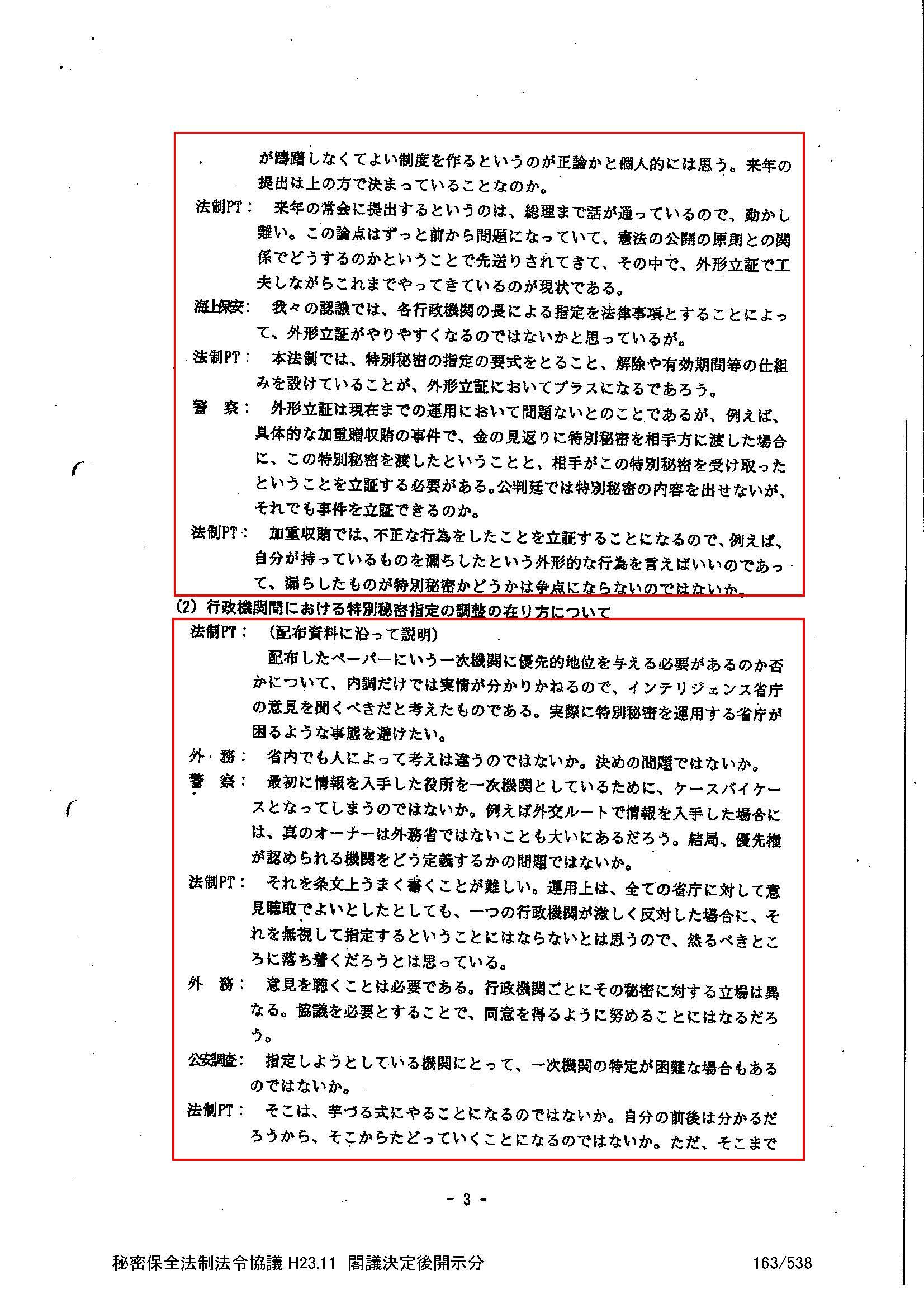 秘密保護法情報公開訴訟通信(8) 12月19日の弁論準備期日のご報告_d0011701_16273618.jpg